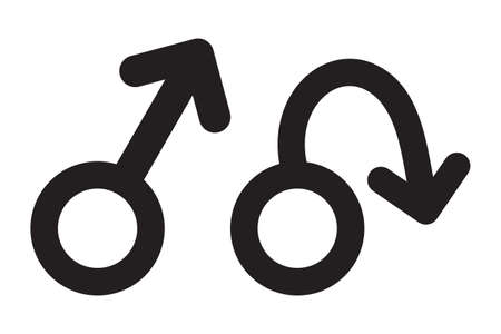erectile dysfunction: Erectile dysfunction vector icon Illustration