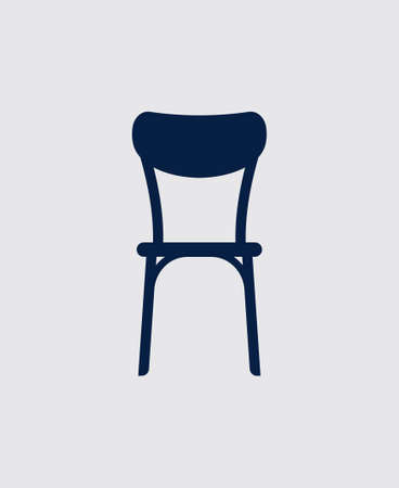 Vector chair icon