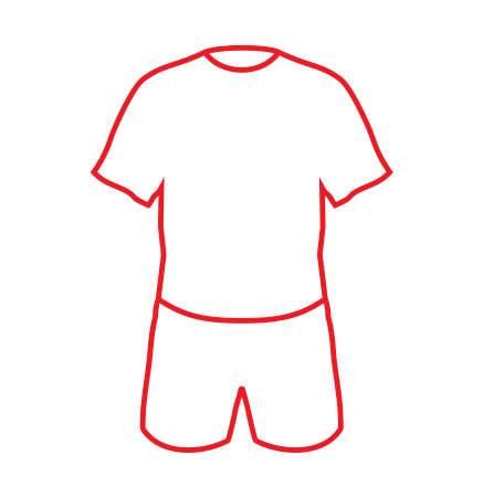 Soccer jersey - Football uniform