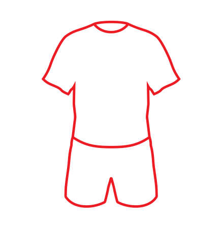 Soccer jersey - Football uniform
