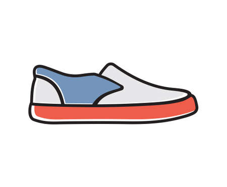 Shoes vector icon
