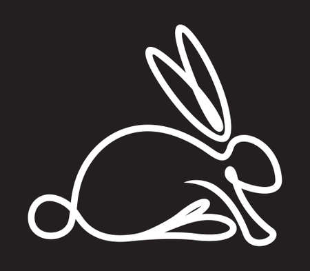 Rabbit, bunny icon