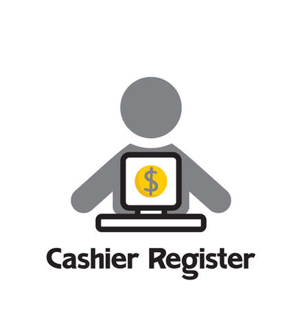 Cashier register