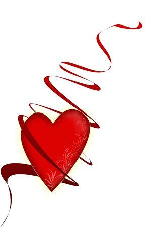lovely heart Stock Photo - 6728556