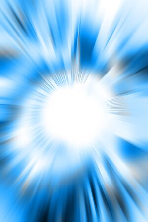 abstract blue motion background Stock Photo - 6946564