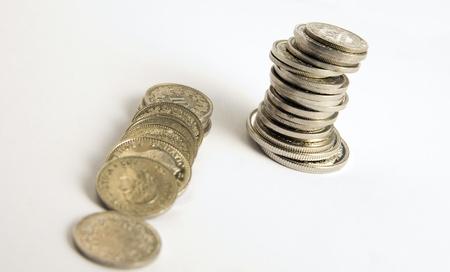 swiss bucks Stock Photo