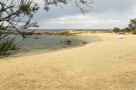 dreamy: Dreamy sand beach