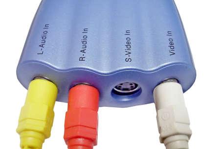 Video adapter       photo