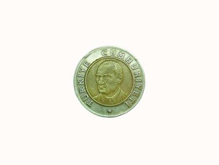 stash: Turkish lira Stock Photo