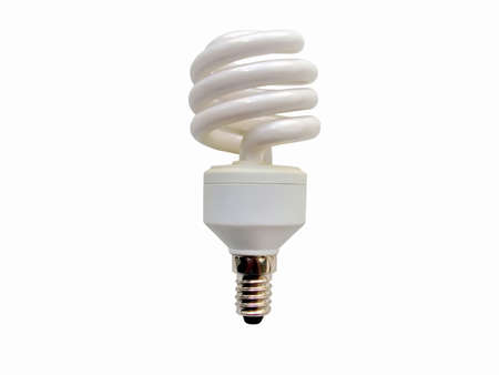 Energy saving bulb Stock Photo - 7285203