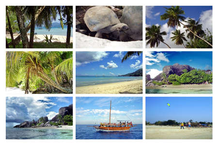 Holidays Seychelles Stock Photo - 7319315