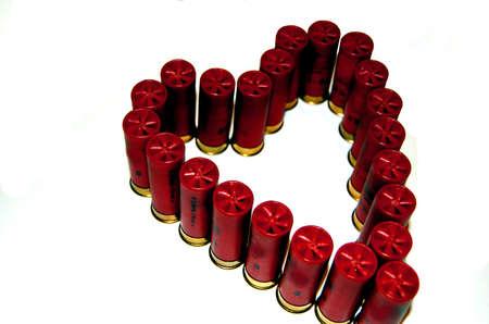 Close up of shotgun love Imagens - 3962250