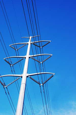 Energy pole
