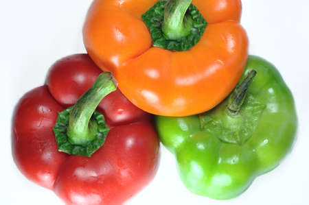 coloful: Three coloful vegetables