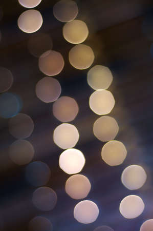 Blurred lights Stock Photo