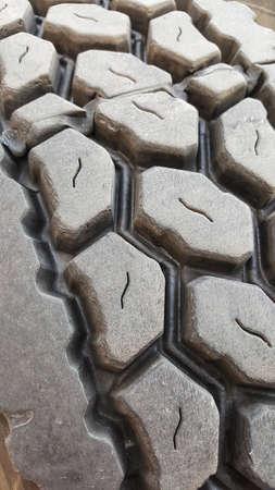 Semi Tire
