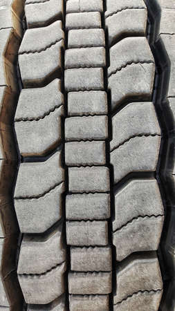 Truck Tire pattern