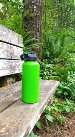 Hikers water bottle