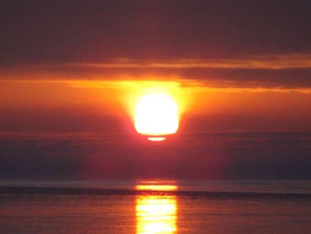 Sun up Фото со стока - 18826088