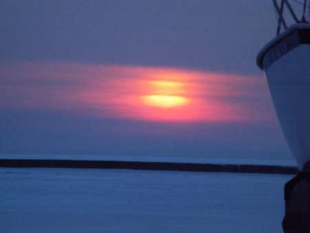 Sunrise Фото со стока