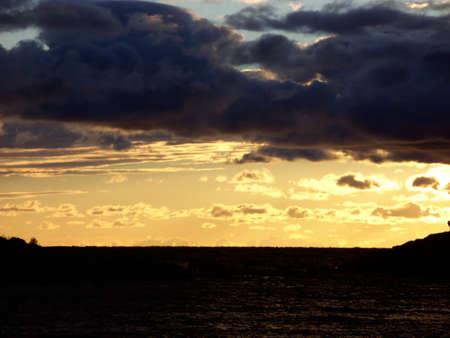 Lake Superior Фото со стока