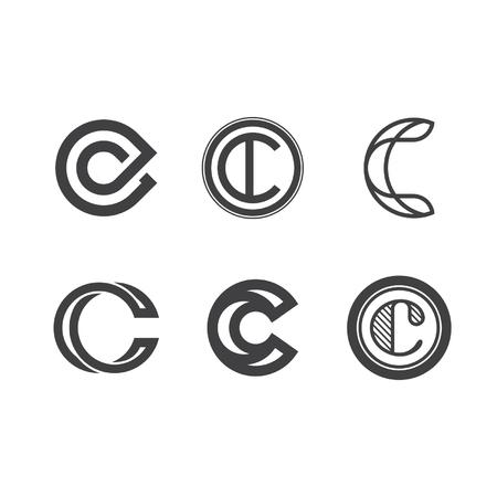 c letter set