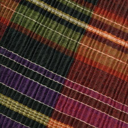 petticoat: Traditional Serbian woolen petticoat, closeup detail