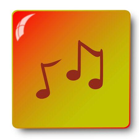 music icon,sing,illustration