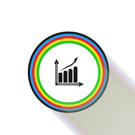 report icon,sing,illustration