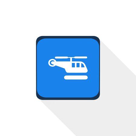 helicopter icon,illustration Stock Illustration - 80149774