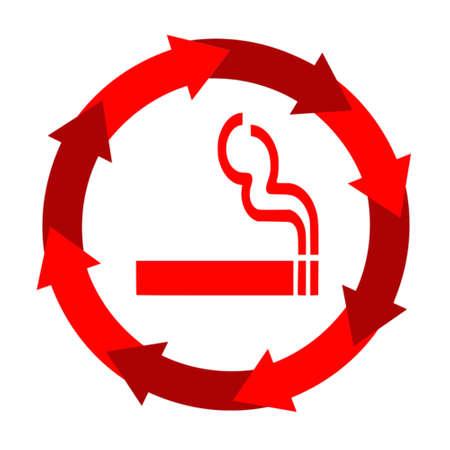 smoking icon,sing,vector