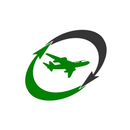 Airplane icon,vector
