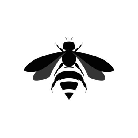 bee,sign,icon,3D illustration