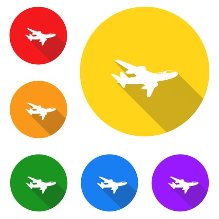 plane,icon,sign,best 3D illustration