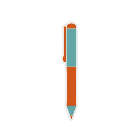 pencil icon 3D illustration