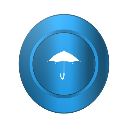 Umbrella,icon,sign,best 3D illustration