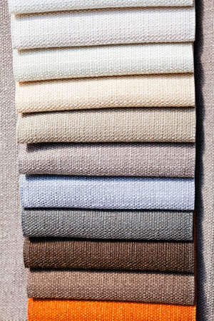 fabric samples for textil , furniture and the clothes