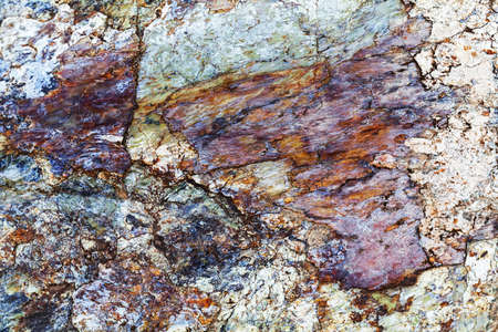 surface: granite wall in close-up as background, note shallow depth of field