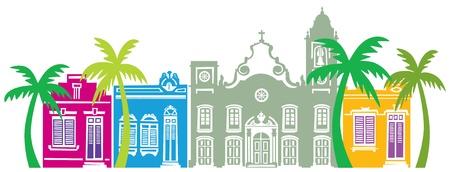 Baroque Architecture - Latin American