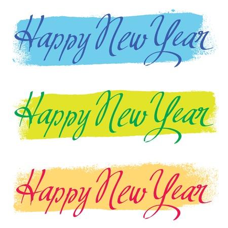 Illustration - Happy New Year Illustration