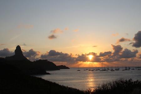 Sunset - Fernando de Noronha - Brazil
