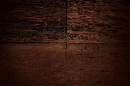 Dark wooden texture - background Stock Photo