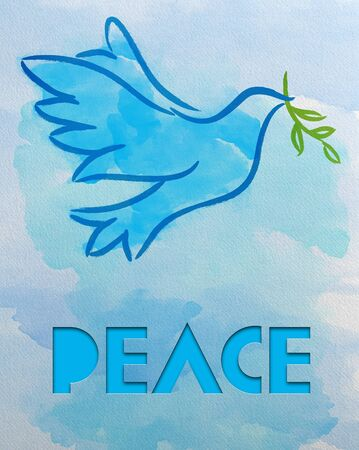 Dove � Symbol of Peace photo