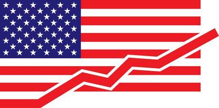 American Flag – growth