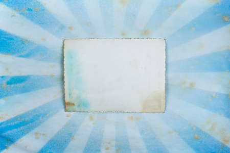 Grunge retro sunbeam background photo