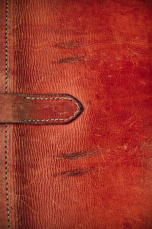Pelle Vintage background texture Archivio Fotografico