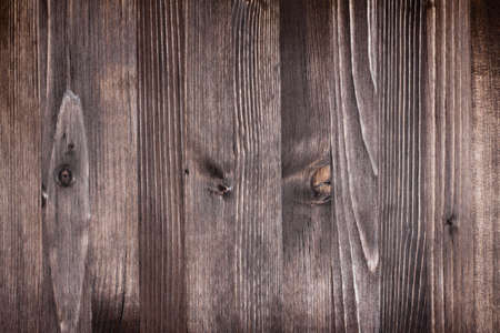 Dark wooden planks background photo