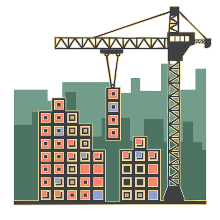 cartoon tetris builder