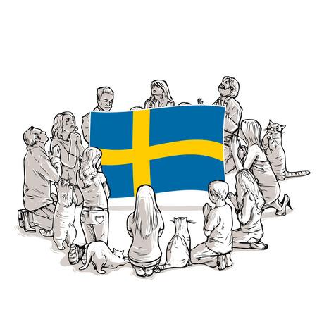 pray for Sweden