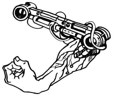 bio robot hand